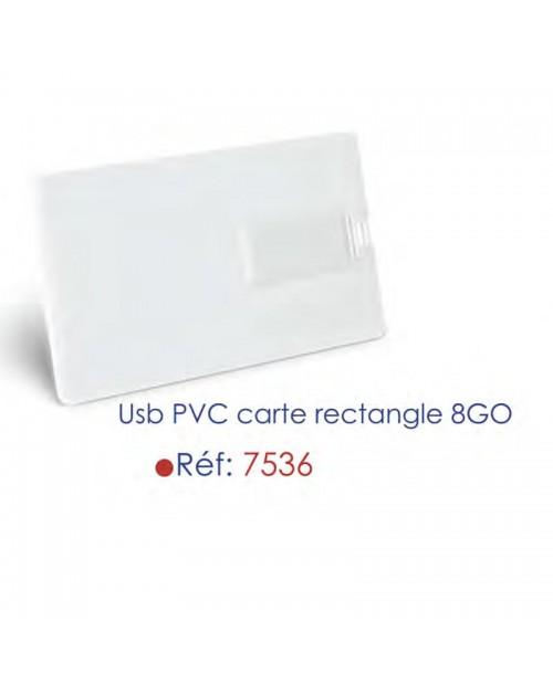 USB Carte 8 Go