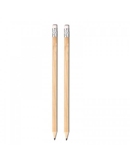 Crayon en Bois naturel