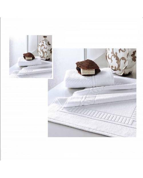Serviettes d hotel standard rayees de luxe